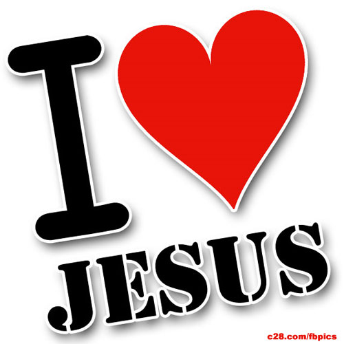 Love Jesus: Faith In Our Lord And Savior, Jesus Christ « Thoughts And